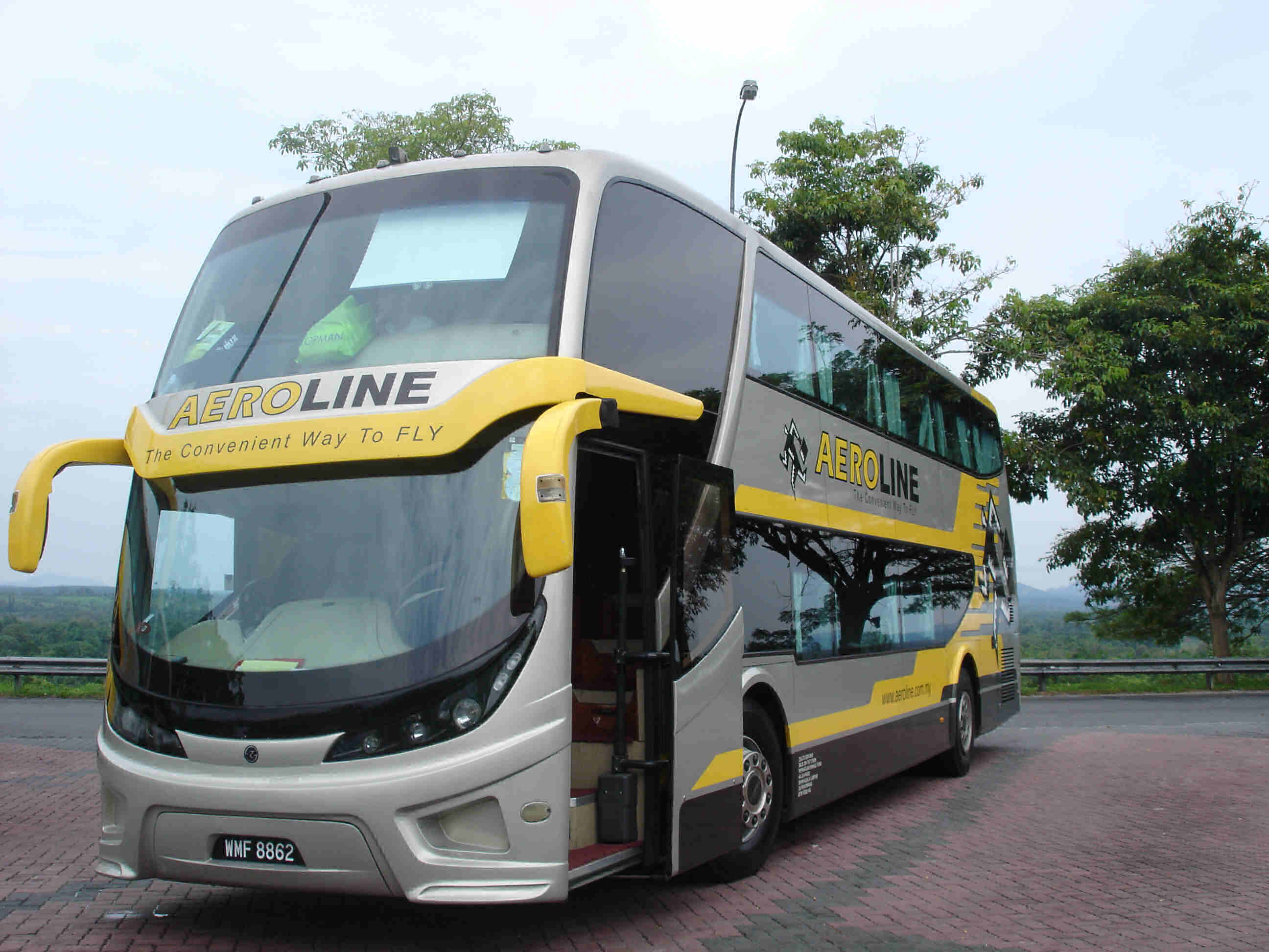 Bus from Singapore to KL
