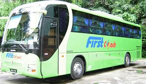 First Coach Bus