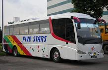 Five Stars Express Bus
