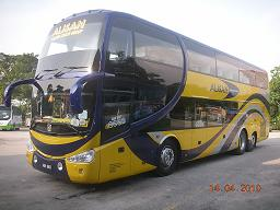 Golden Coach Express Bus