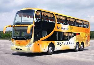 Grassland Express Bus