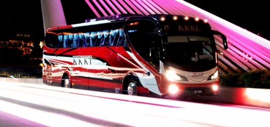 KKKL Travel & Tours Express Bus