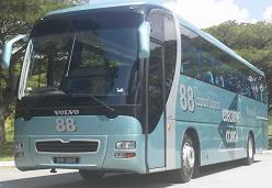 Lapan Lapan Express Bus
