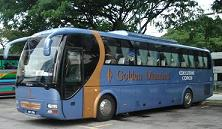 Mahligai Golden Diamond Express Bus