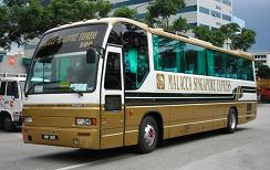 Malacca Singapore Express Bus