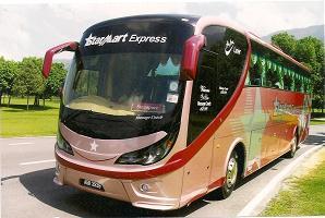 StarMart Express Bus